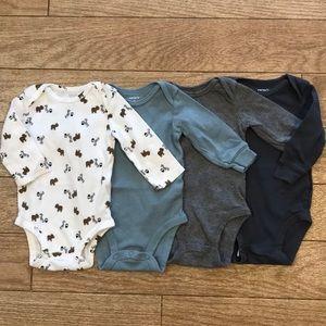 Set of 4 Baby Onesies 👶🏻